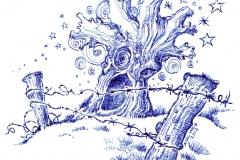 Dread: unheimlicher Baum