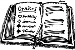 Ein ruhiges Jahr: Orakel-Buch