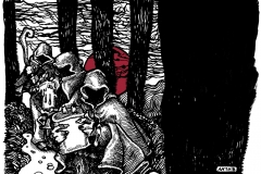 Winterwald: Das Fest